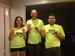 50 hands